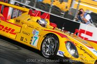 Walt Ottenad's gallery of the 2007 American LeMans Long Beach Grand Prix held on April 13-14, 2007 in Long Beach, CA