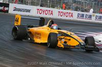 Walt Ottenad's gallery of Formula Atlantics at the 2007 Long Beach Grand Prix held on April 13-14, 2007 in Long Beach, CA