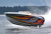 Walt Ottenad's gallery of the best from the Powerboats NW Poker Run held on Sept. 22, 2007 on Puget Sound, WA