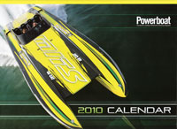 Powerboat Magazine 2010 Calendar