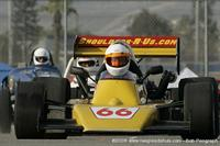 Bob Pengraph's gallery of the HCICA Historic Indy Cars event at California Speedway.